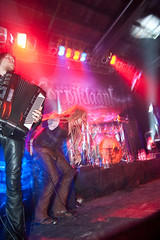 Korpiklaani Live in Seattle (famousunknown007) Tags: seattle trees metal folk live swamp type finnish which has pagan nutritious studio7 korpiklaani