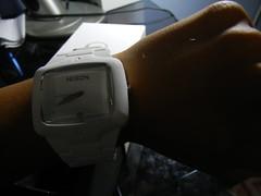 Nixon Rubberplayer (kimmybekim) Tags: nikon hand watch rubber nixon player wrist rubberplayer