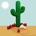 "LEGO Cactus • <a style=""font-size:0.8em;"" href=""http://www.flickr.com/photos/44124306864@N01/6486433289/"" target=""_blank"">View on Flickr</a>"
