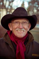 Tom #52 (RocketDog1170) Tags: portrait cowboy colorado stanger 100strangers