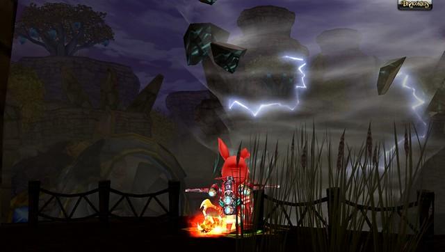Dragonica - Donjon du Delta du Renard Rouge 2