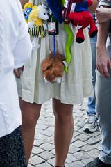 It's an owl, ok!?! :D (Inyx) Tags: summer sweden graduation karlstad owl studenten