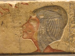 Egyptian profile (catarina.berg) Tags: art history archaeology museum copenhagen denmark profile egypt relief egyptianart glyptoteket