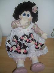 SDC19484 (Arte em Familia) Tags: flores bonecas fuxico kithigienico