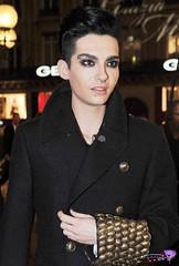 12 (Toki_licious) Tags: paris france broadcast boots makeup smoking jacket billkaulitz drinknig