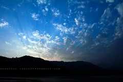 Just before the sun set (Shahriar Xplores...) Tags: blue sunset sky mountain canon dark evening landscapes image bluesky l dhaka sell bangladesh 1740mm gettyimages gettyimage aisa llens 550d canon550d requesttolicense shahriarphotography