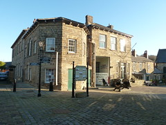 Fitzwilliam Square Elsecar Heritage Centre Barnsley Yorkshire (woodytyke) Tags: county uk england west building english heritage history tourism shop stone children square photography photo cafe mine day britain yorkshire centre united nursery great north engine railway kingdom pit steam mining beam childrens british pantry coal visitor isles offices barnsley colliery rockingham fitzwilliam newcomen elsecar woodytyke