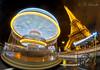 Caroussel & Tour Eiffel (JB d'Hérouville) Tags: paris nikon d2x fisheye toureiffel 8mm hdr carroussel parisbynight nikond2x samyang parislanuit parisdenuit samyang8mm hdr5raw samyangfisheye