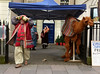 The Real McCoy (Andy WXx2009) Tags: christmas xmas men wales walking funny worship europe cosplay candid religion jesus cardiff streetphotography bible christianity camels fancydress nativity yuletide 3wisemen