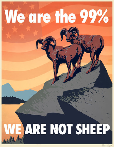 We Are Not Sheep