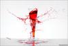 Shooting I (pascalbovet.com) Tags: red cup gun shooting