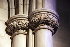 Mellon Bay capitals - South Nave Bay H - National Cathedral - DC