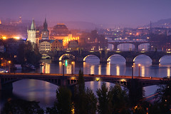 prague by night (Dennis