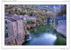 Lozre - Gorges du Tarn (BerColly) Tags: france beautiful river google flickr riviere gorges tarn massifcentral lozre saintchelydutarn bercolly