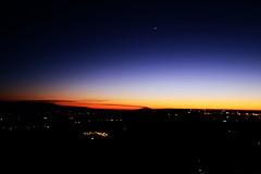 I cieli pi belli ce li ha il sud. (Joe[insanely]) Tags: castello vibovalentia quellolaggilostromboli