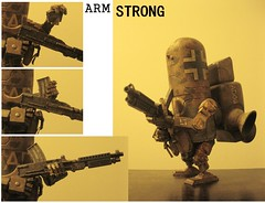 3A Armstrong (Lemon_Boy) Tags: toys 3a armstrong wwr ashleywood wwrp worldwarrobot