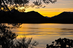 DSC_0102 Derwentwater Sunset (wilkie,j ( says NO to badger cull :() Tags: trees winter lake mountains nature water landscape nikon colours lakedistrict sunsets cumbria derwentwater nationalparks nationaltrust keswick cragg frias scenicwater