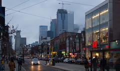 Queen Street (maxunterwegs) Tags: street toronto ontario canada kanada