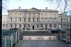 Leinster House Photo