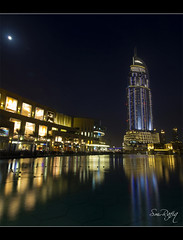 The Address Downtown Dubai (smrafiq) Tags: travel pakistan reflection building tower art beach beauty night reflections landscape hotel downtown dubai united uae middleeast east emirates arab middle ing development unitedarabemirates address tallest   burjdubai smrafiq  burjkhalifa theaddressdowntown   gettyimagesmiddleeast