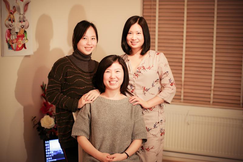Chen Jie home dinner 039