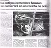 "El Periodico, 14 agosto 1996 • <a style=""font-size:0.8em;"" href=""http://www.flickr.com/photos/52523465@N04/6711512675/"" target=""_blank"">View on Flickr</a>"