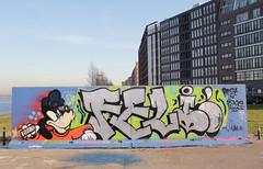 graffiti (wojofoto) Tags: streetart laura amsterdam graffiti bbr javaeiland bangbros wojofoto bbrs