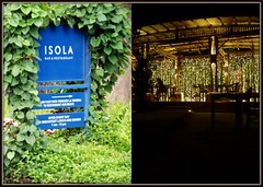 Isola - Sanur (Aussieshutterbug) Tags: bali food dinner indonesia delicious romantic fairylights sanur isola