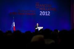 Hollande-1427 (Francois Hollande) Tags: meeting 2012 bourget hollande prsidentielle