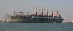 MV Karadeniz Powership Rauf Bey, Khor Al-Zubair, Iraq