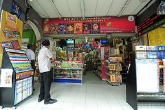 MYS-Kuala Lumpur-1005-72-v1 (anthonyasael) Tags: street people man building shop shopping beard asia southeastasia cityscape adult father oldman malaysia leisure kualalumpur malesia kl mys malaisie malaisia  malasia  backgroundpeople   backgroundperson  anthonyasael