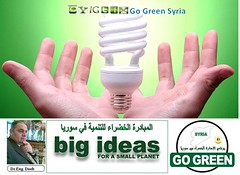 go green syria 25 (gogreensyria) Tags: light white male green lightbulb bulb spiral idea hands energy power bright illumination conservation floating going save palm fluorescent glowing concept economic environmentalism brilliant compact cfl hover ecofriendly reduce conserve efficient compactfluorescent