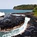 Boca do Inferno. Sao Tomé.
