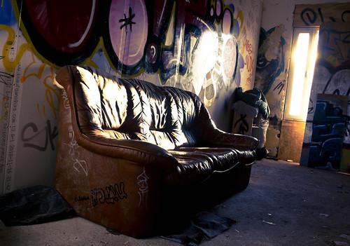 Couch ligten