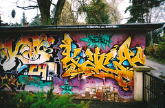 COKA AND KACAO 1996 (KACAO77 UNIVERSES) Tags: color berlin art colors wall writing germany word graffiti photo artwork neon artist space name letters 1996 style spray camouflage letter writer sciencefiction spraypaint write outline piece 90 77 wallpainting 1990s mib 90s spraycan galactic 96 coka kakao seventyseven kacao77 kacao koca madeinberlin kakao77 kacaoe kacao77universes kacaoe77 kakaoe77 mibcrew