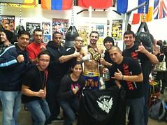 Carlos and David Muay Thai Fights - Alliance MMA - Juan Luis Miranda Muay Thai (AllianceMMA) Tags: david juan champion competition carlos luis miranda alliance muaythai mma