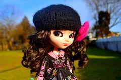 christine (cybermelli) Tags: 2 doll dress planning type pullip hop beret jun fanatica houseofpinku