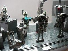 Green Company! Get ready for the enemy defenses (_Broadside _) Tags: trooper star lego arc wars clone