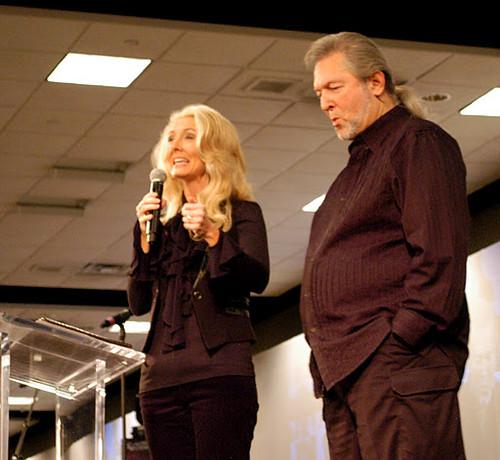 Mylon & Christi Lefevre at Dallas