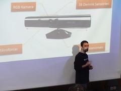 Kinect Bileşenleri