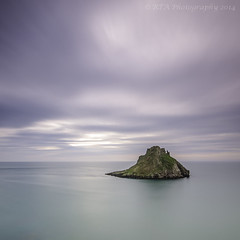 Isolated (colour version) (RTA Photography) Tags: colour rock square torquay thatcher thatcherrock sigma1020mm456exdchsm nikond7000 nd1024