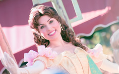 Tale as old as time   Into the Magic (chris.alcoran) Tags: lighting street color colors beauty st canon lens mouse photography eos princess disneyland main disney mickey parade aurora belle beast l rapunzel ef tangled mickeys 6d 24105mm soundsational