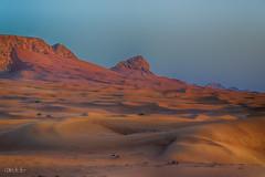 Deserts End (paul.andrew.white) Tags: landscape desert sharjah unitedarabemirates whitebalancephotography