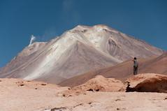 Volcán Ollagüe, Bolivia