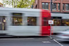 55/365 Danger 4/7: Not Without A Reason (Photograaff) Tags: sign danger tram köln kvb stadtbahn cologe 365daysproject