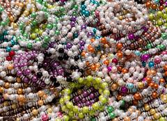 bracelets (n.a.) Tags: china night hongkong beads asia market nightmarket bracelets kowloon