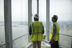 4 WTC 4 WTC 57th Floor June 2013 (Tony Shi, Life) Tags: nyc newyorkcity ny newyork buildings construction realestate worldtradecenter wtc lowermanhattan worldtradecenters downtownmanhattan 4wtc 4worldtradecenter 150greenwich