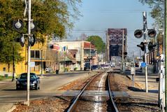 Railroad Avenue (ap0013) Tags: road railroad train la town louisiana downtown small rail rr avenue smalltown railroadave plaquemine plaqueminela plaqueminelouisiana