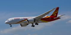 B-2729 Hainan Boeing 787 (JL1967) Tags: ca toronto ontario canada mississauga hainan yyz 2016 boeing787 cyyz tamron70200 sonya77 b2729