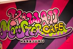 0317_Kawaii Monster Cafe, Harajuku, Tokyo (captainkanji) Tags: japan jp harajuku nihon 2016 shibuyaku tkyto canon6d kawaiimonstercafe